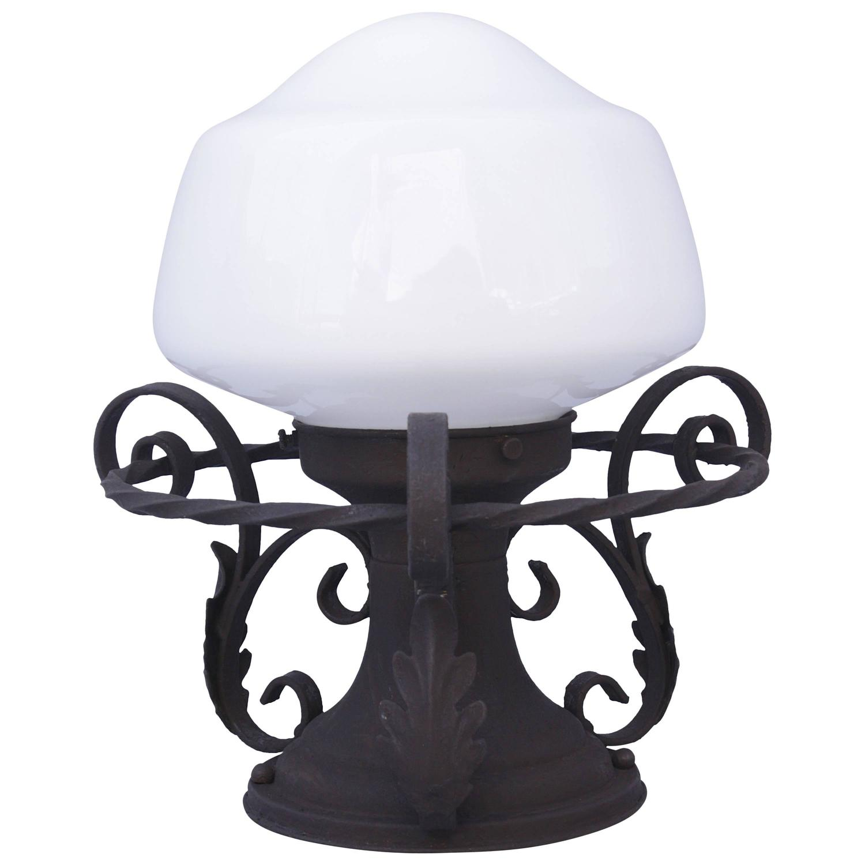1920s spanish revival ceiling mount light at 1stdibs