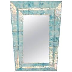 Trapezoidal Mirror by Roberto Rida, Italy, 2016