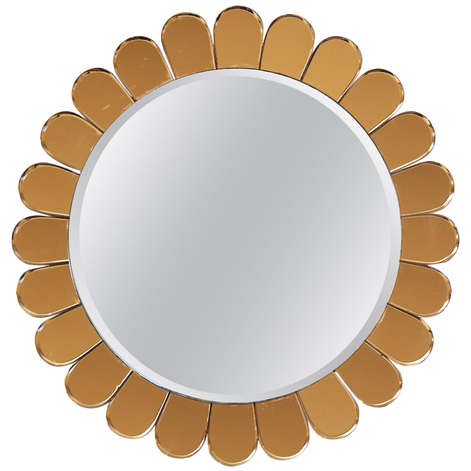 Cristal Art Wall Mirror
