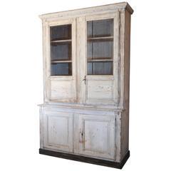 Early 19th Century Italian Bookcase