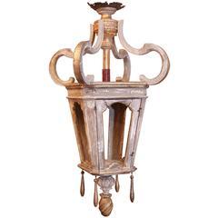 Large French Lantern