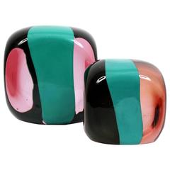 Pierre Cardin for Venini Paperweights