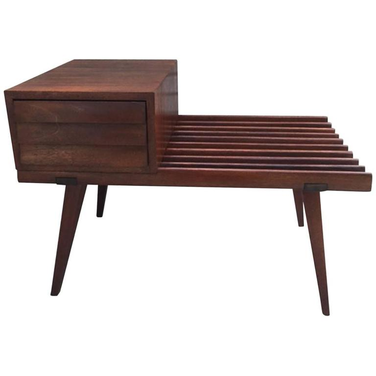 Side or End Table or Telephone Table by Founders