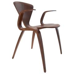 Norman Cherner Rare Prototype Armchair For Plycraft For Sale At 1stdibs