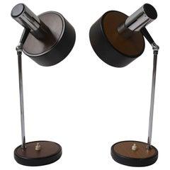Two Italian Desk Lamps
