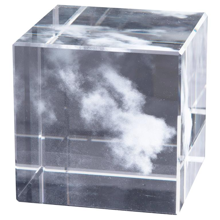 Kumo 'Cloud' for the Glass House 'Shizen' Nature Series by Miya Ando 1