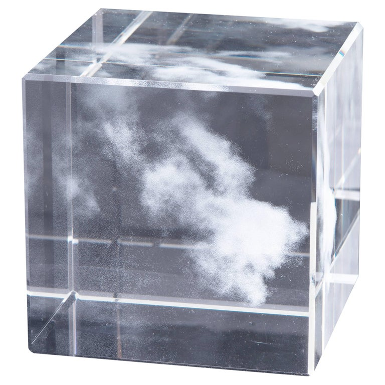 Kumo 'Cloud' for the Glass House 'Shizen' Nature Series by Miya Ando For Sale