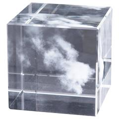 Kumo 'Cloud' for the Glass House 'Shizen' Nature Series by Miya Ando