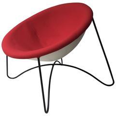 Chair by Gretta Grossman for Smith, circa 1950, America