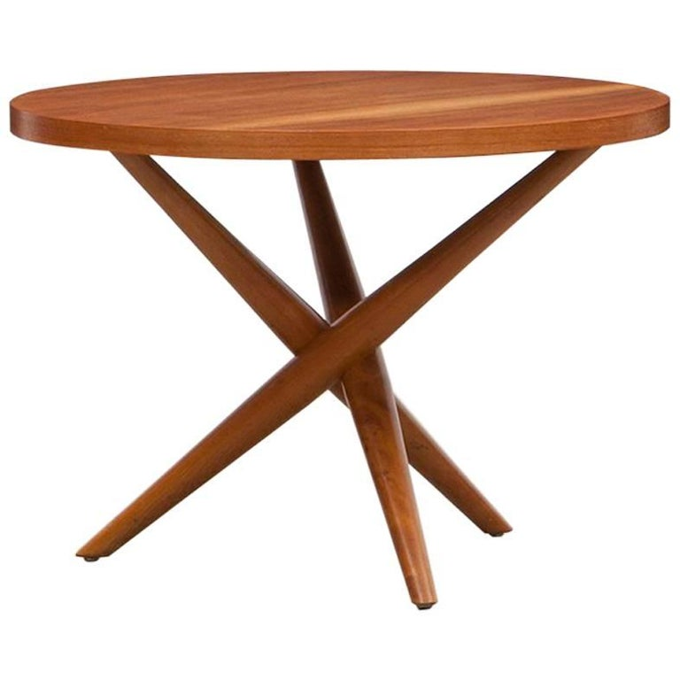 T.H. Robsjohn-Gibbings Side Table 'c'
