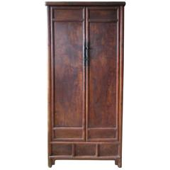Large Chinese Scholar's Book Cabinet, 18th Century, Shanxi