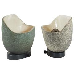 Ceramic Table Sconces