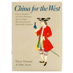 China from the West by David Howard, Vol I and Vol II, Signed 1st Ed