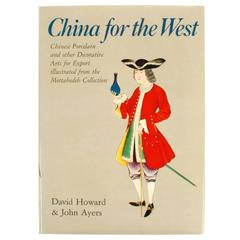 China from the West by David Howard and John Ayers, Vol I and Vol II, Signed