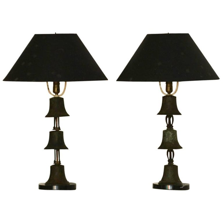 Bronze Table Lamps For Sale