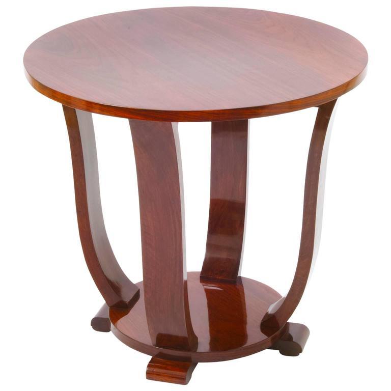 Art Deco Table, 1920s