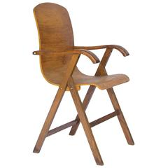 European Plywood Chair, circa 1950