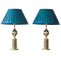 Swedish 1960s Table Lamps by Aneta