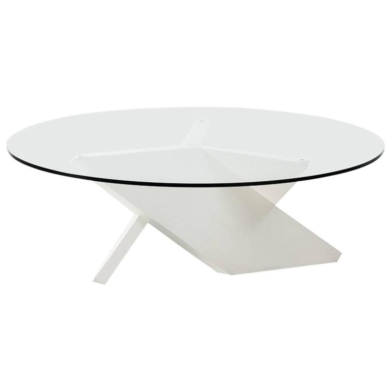 Dutch De Stijl Geometric S Postmodern Coffee Table At Stdibs - Post modern coffee table