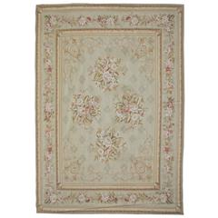 French Aubosson Rug