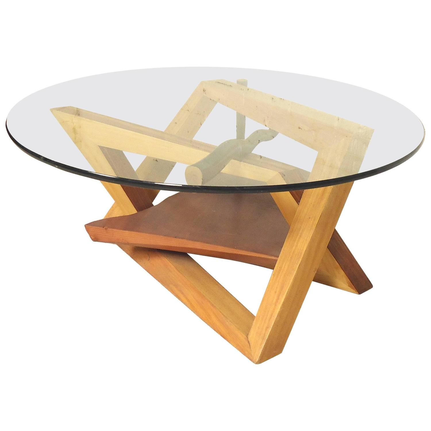 Wild Abstract Coffee Table For Sale At 1stdibs