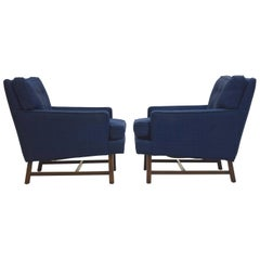 Pair of Easy chairs in the Style of Harvey Probber