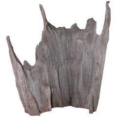 Monumental Organic Driftwood Sculpture
