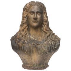 Terra Cotta Bust