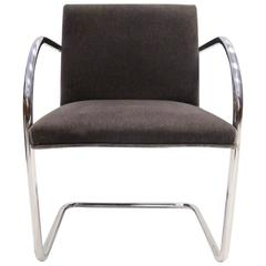 Mies van der Rohe Tubular Brno Chair by Knoll