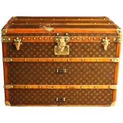 1920s Louis Vuitton Hat Trunk
