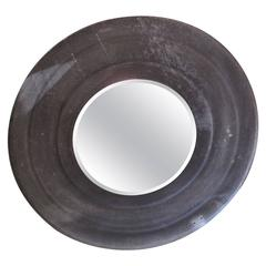 Industrial Steel Mirror
