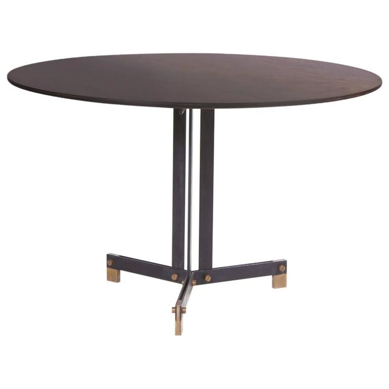 Center Table by Ignazio Gardella, Italy, circa 1950