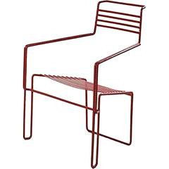 Iconic Armchair by Costa Coulentianos, 1990