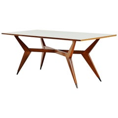 Ico Parisi Dining Table Pre MIM Production, 1950