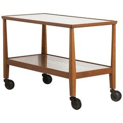 Trolley in the Manner of Josef Frank