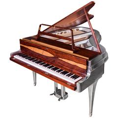 Aluminium Period Grand Piano Recent Makeover with State of the Art ST&S Parts
