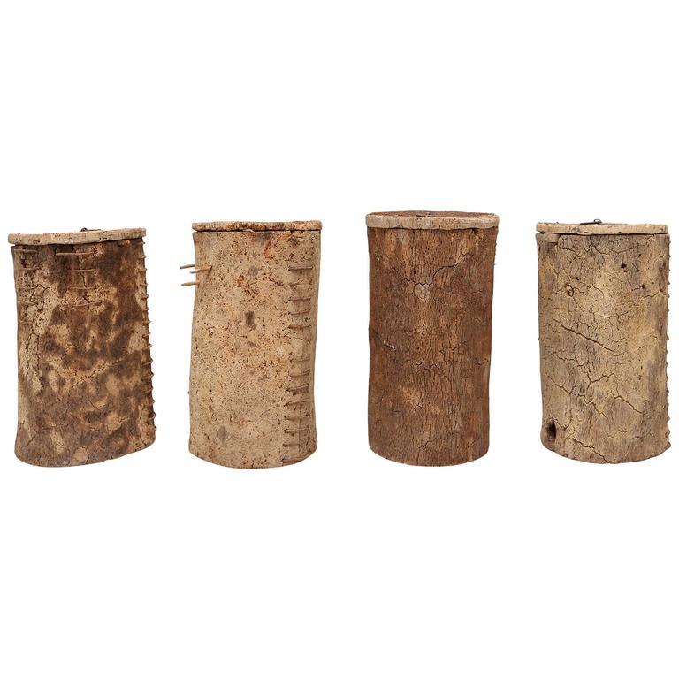 18th Century Wabi Sabi Cork Buoys
