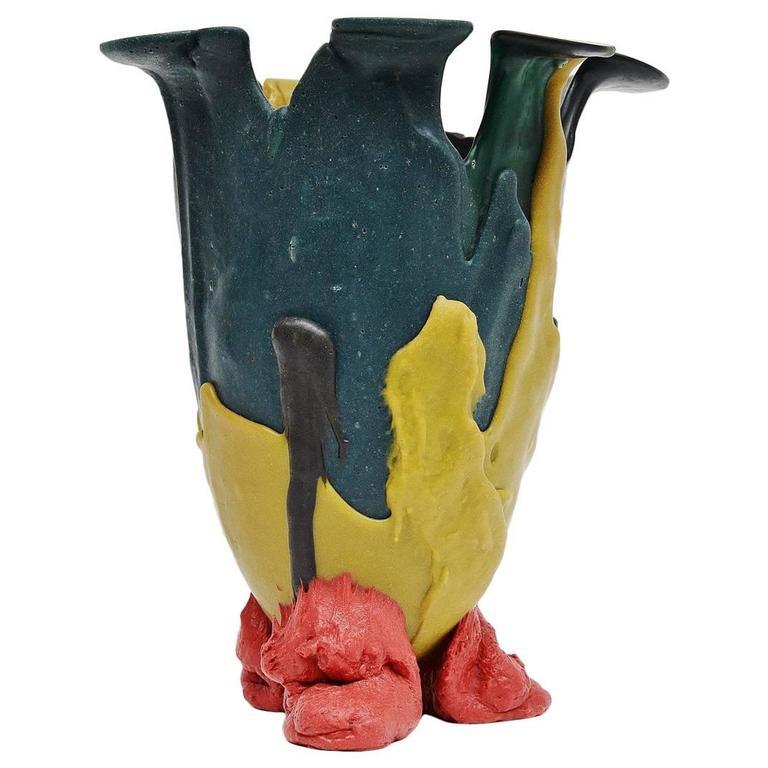 Gaetano Pesce Fish Design Vase Italy 1995 At 1stdibs