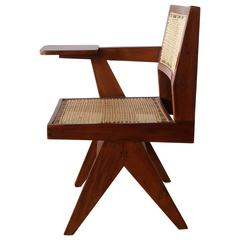 Writing Chair by Pierre Jeanneret