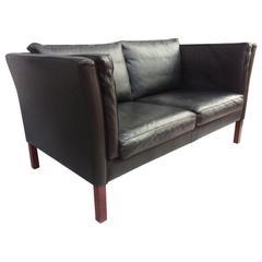 Beautiful Two-Seat Sofa, Scandinavian, 1970s