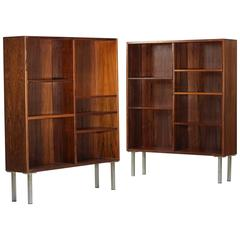 Adjustable Bookcases by Poul Hundevad