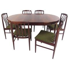 Vamo Sonderborg Rosewood Dining Set
