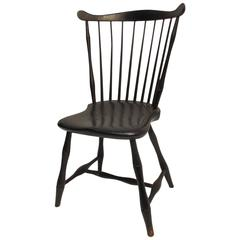 Early American Windsor Side Chair