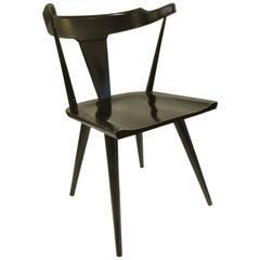 1950s Paul McCobb Planner Group #1530 Single Desk/Dinning Chair Original Finish