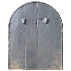 16th Century Faces Fireback