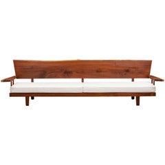 Stunning George Nakashima Sofa 'a'  ** New Upholstery **