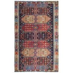 Antique Turkish Kilim Rug from Konya