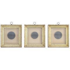 Handsome Set of Three Vintage Intaglios