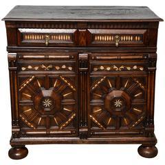Charles II Geometric Cabinet