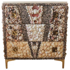 Shell Encrusted Campaign Style Chest